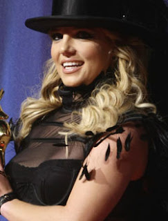Britney Spears honoured with Bambi Award for Stunning Comeback