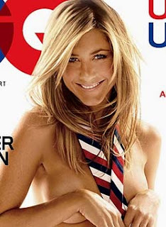 Jennifer Aniston Bares All For Lifestyle Mag