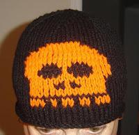 Skull Cap Beanies - AllFreeKnitting.com - Free Knitting Patterns