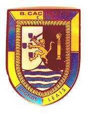 Emblema da C.C.S. do B. Caç. 4612/74