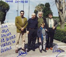 Amigos da Asociación de Veteranos Boinas Verdes de Galicia