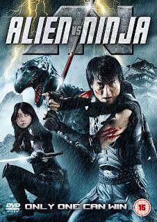 Ver Película Alien vs Ninja Online Gratis (2010)