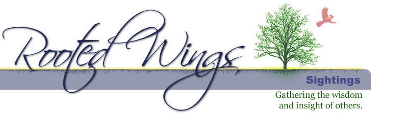 Rooted Wings Sightings