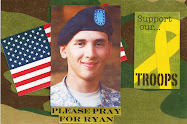 Please pray for my son, Ryan, serving our country