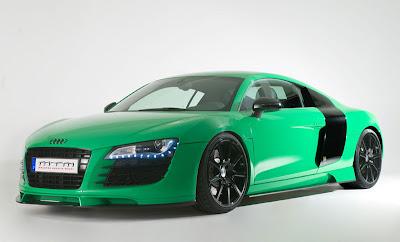 2009 MTM Audi R8