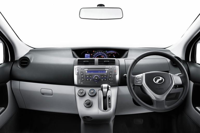 Perodua Alza Modified. Perodua Alza convert to