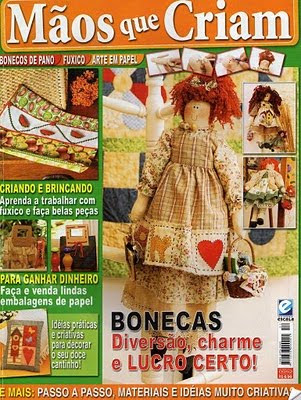 Download   Revista Bonecas De Pano