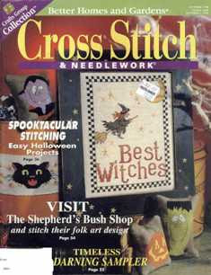 Cross Stitching Country & Needlework