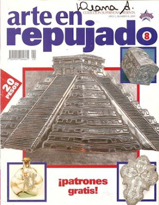 Download - Revista Arte em repujado n. 8
