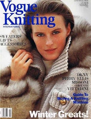 Download - Revista Vogue Knitting International 1990