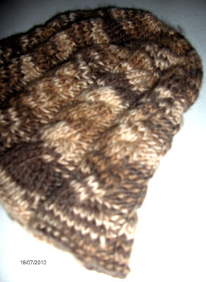 Gorro Masculino em Tricot From Italy