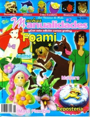 Download - Revista Muitas Manualidades - Foamy