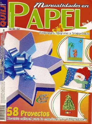 Download - Revista Manualidades em Papel