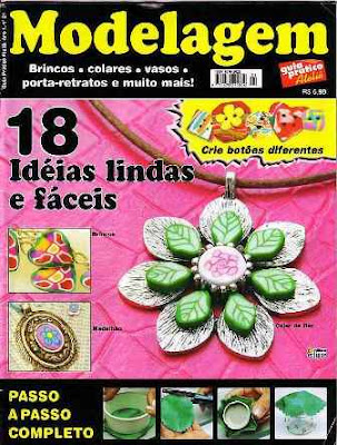 Download - Revista Modelagem com biscuit pra bijuterias