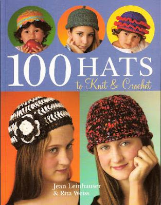 Download - Revista  100 Chapéus em tricot e crochet