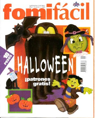 Download - Revista Mis Labores Fomi n.1 Halloween