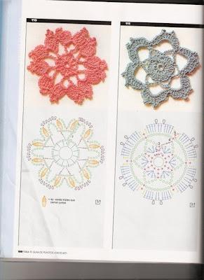 Motivos em crochet 6