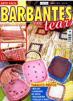 Download - Revista  Barbante em tear