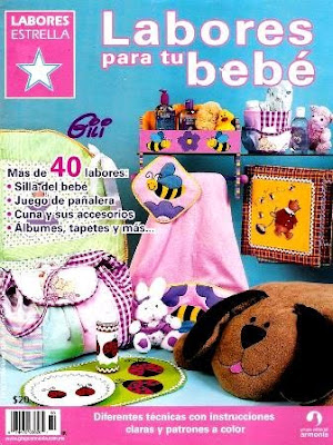 Download - Revista  Labores para o beb n.90
