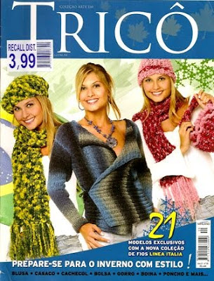Download - Revista  Arte em tricot