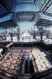 Jacob Javits Convention Center and The Internet Show 2010
