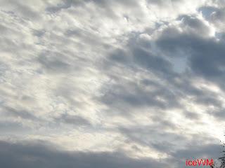 Wolken über Ravensburg