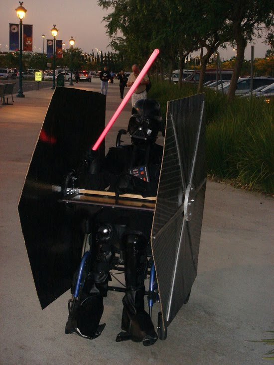Cool Wheelchair Costume & WHEELIE cATHOLIC: Cool Wheelchair Costume