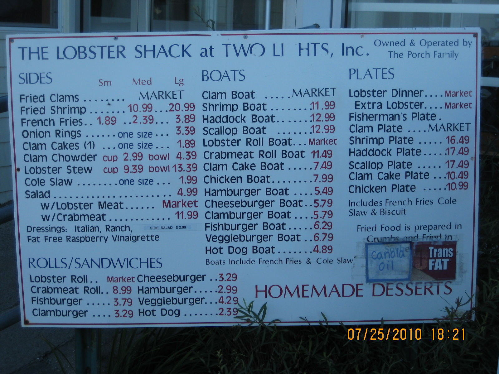 lobster shack cape elizabeth maine