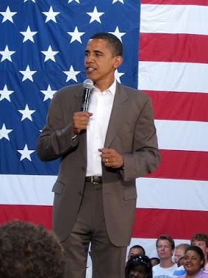أوباما رئيس الولايات المتحده الأمريكيه