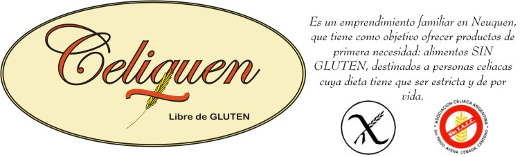 CELIQUEN -LIBRE DE GLUTEN