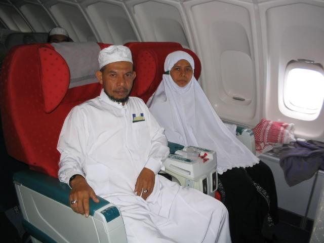 BALIK DARI MEKAH 2004