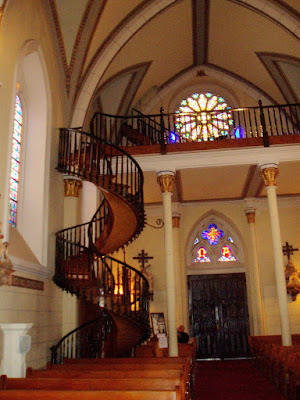 On The Go With Gary And Jo Loretto Chapel Santa Fe Nm