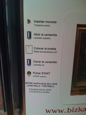 leche vending