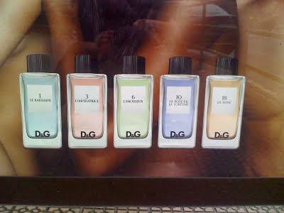economías de escala en el lanzamiento de un perfume