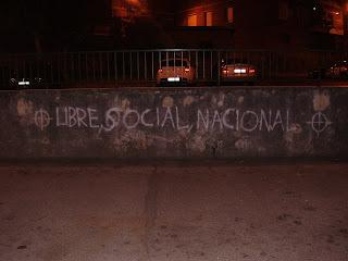 Activismo en Aluche P8120001