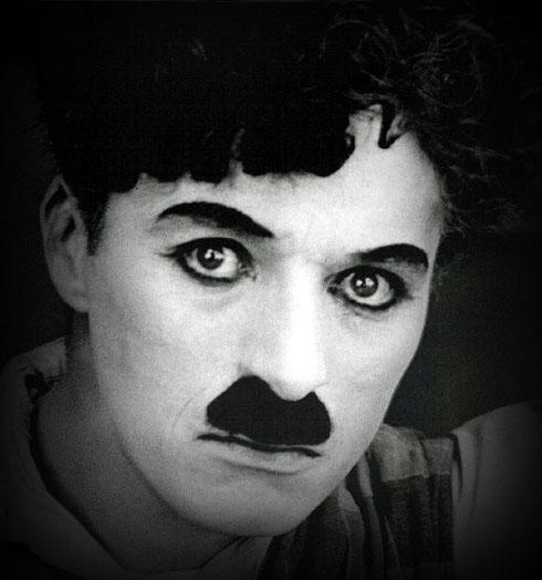 """""""Cuando me amé de verdad"""" - Charles Chaplin"""