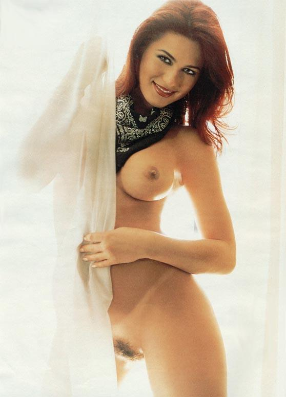 Livia Andrade Nua Playboy B D