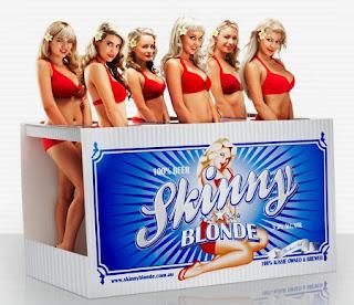 Sexy Australian Women - Skinny Blonde