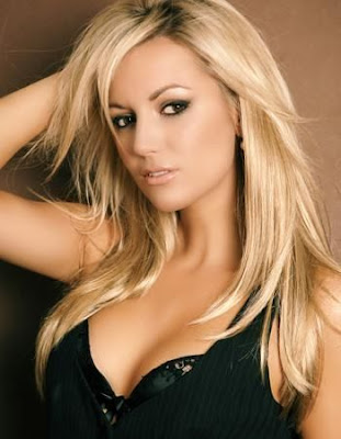 Sexy Hot Irish Women - Rosanna Davison