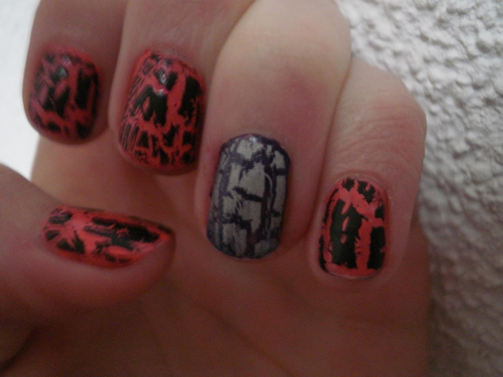 Lieschens Nägel: Ein Nagel anders