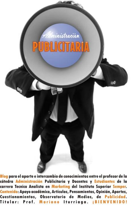 Administracion Publicitaria