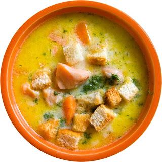 Рыбный суп (Lohikeitto)