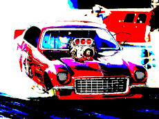 1970 Vega burnout..