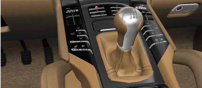 Porsche Cars Accessories Seat Ventilation Front
