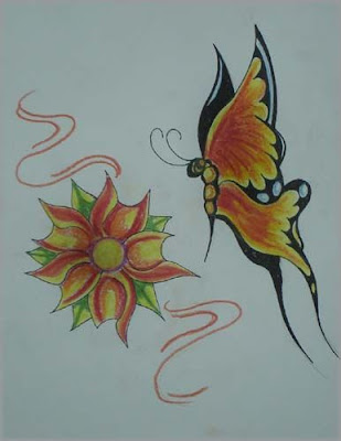 Tatuagem Borboleta