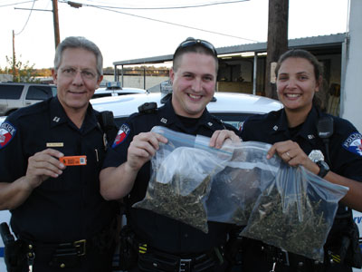 WTF!...Cop Gives Away FREE DRUGS!!!
