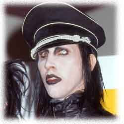 Stage Name Marilyn Manson