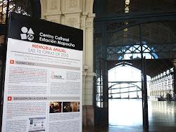 MEMORIA ANUAL DEL CENTRO CULTURAL ESTACIÓN MAPOCHO