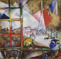 Marc Chagall, París