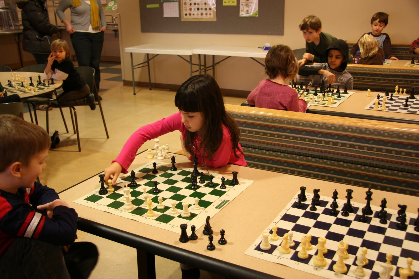Buffalo Niagara Chess Corner  January 2011